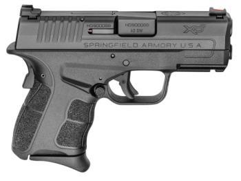 "Springfield Armory XDSG93340B XDS Mod 2 40S&W 3.3"" Black 7rd"