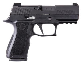 "Sig Sauer 320XC9BXR3R2 P320 XCompact 9mm Luger 3.60"" 15+1 Black Black Polymer Gr"
