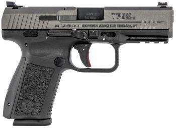 "Century Arms 114599 HG4869TN TP9SF Elite Canik 9mm Luger Striker Fire 4.19"" 15+1 Tungsten Gr"