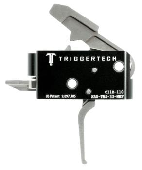 Triggertech AR0-TBS-33-NNF Tt Ar-15 2 Stage 3.5 Lb Trigger