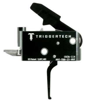 Triggertech AR0-TBB-25-NNF Tt Adaptable Ar-15 Trigger 2 Stage