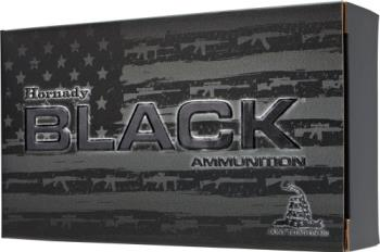 Hornady 81247 Black 5.45x39MM 60 gr V-Max 20 Bx/ 10 Cs