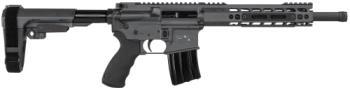 """Alexander Arms PHI50SGST Highlander 50 Beowulf Pistol 12"""" Sniper Gray Cerakote"""