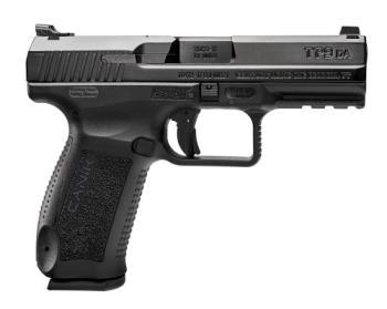 Century Arms HG4873-N CIA CANIK TP9DA 9MM 18R BLACK