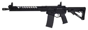 "Diamondback Firearms DB15BGSB DB15  223 Rem,5.56 NATO 16"" 30+1 Black Adjustable Magpul CT"