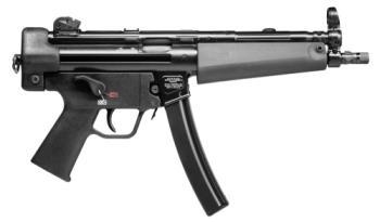 Heckler & Koch 81000477 SP5 Threaded Tri-Lug 9mm