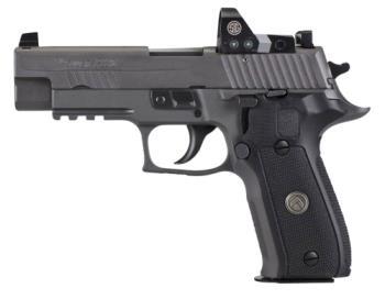 "Sig Sauer E26R-9-LEGION-RXP E26R9LEGIONRXP P226 Full Size Legion RX 9mm Luger 4.40"" 15+1"