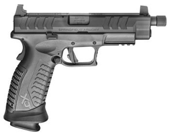 "Springfield Armory XDMET9459BHCOSP XD-M Elite 9mm Luger 4.50"" TB 22+1 Black OSP"