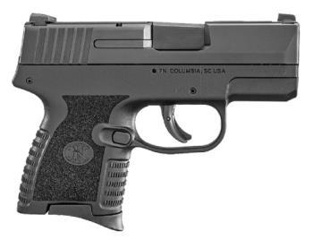 """FN 66-100098-1 661000981 503  9mm Luger 3.10"""" 8+1 Black Black Polymer Grip"""