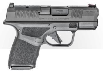 "Springfield Armory HC9319BFOSP Hellcat  9mm Luger 3"" 11+1 Black Melonite Adaptiv"