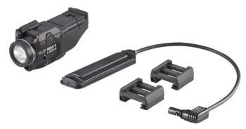 Streamlight 69445 TLR RM 1 Long Gun Laser/Light 500 Lumens Black Aluminum