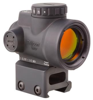 Trijicon MRO-C-2200005 Mro 2 Moa Adj Red Dot with mount