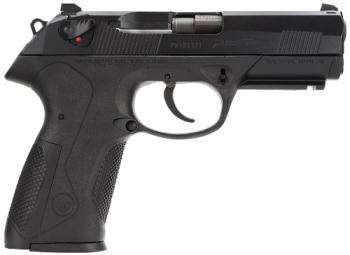 """Beretta JXF9F21 Px4 Storm Full Size 9mm Luger 4"""" 17+1 Black Bruniton Steel S"""