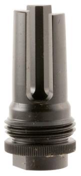 SilencerCo AC1561 ASR  9mm Flash Hider 13.5x1 LH tpi Black Steel