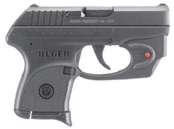 """Ruger 3752 LCP  380 ACP 2.75"""" 6+1 Black Black Oxide Steel Slide Black Polymer Gr"""