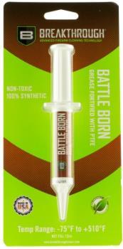 Breakthrough CLP BTG-12CC Breakthrough Clean BTG12CC Battle Born Grease 12 CC Syringe