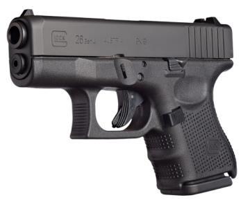 GLOCK UG2650201 26 Gen 4 9mm