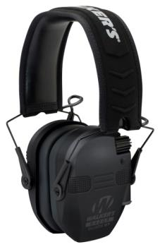 Walkers GWP-RESQM-BT Razor Electronic Ear Muffs with Bluetooth connectivity 23dB reduction 2 AAA batt