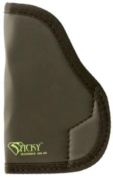 STICKY HOLSTERS LG-6S Large Short Holster Fits 509, px4, G30 size pistols
