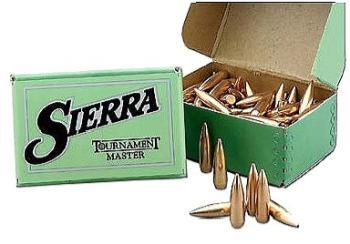 Sierra Bullets Sierra 1540 Pro-Hunter 6mm  243 100 GR Spitzer 100 Box