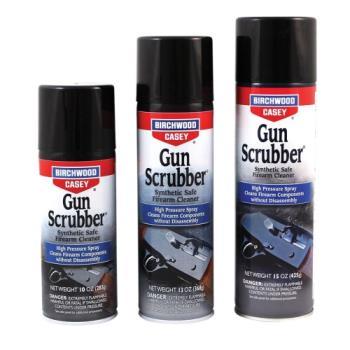 Birchwood Casey 33348 Gun Scrubber Synthetic Firearm Cleaner 15 oz Aerosol