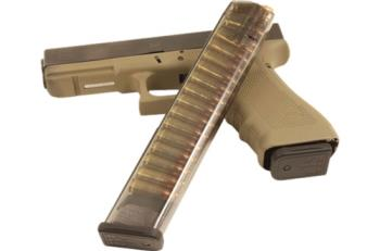 ETS Group GLK-18 Glock 9mm 31 Rd Smoke