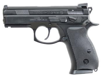 CZ-USA 91229 75 P-01 Omega 9mm Decocker BLK