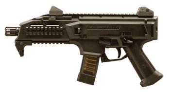 CZ-USA 91352 Scorpion Pstl 9mm Fde 20+1