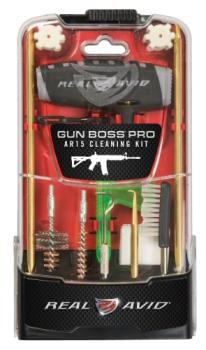 Real Avid GBPROAR15 Gun Boss Pro Ar15 Cleaning Kit