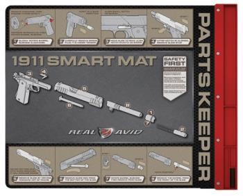 Real Avid/Revo AV1911SM 1911 Smart Cleaning Mat All Cal Pistol