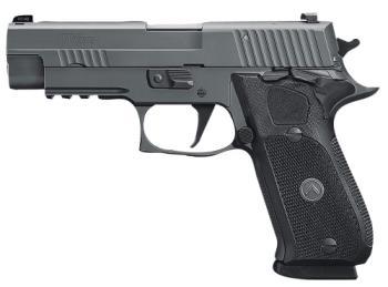"Sig Sauer 220R45LEGIONSAO P220 Full Size Legion 45 ACP 4.40"" Legion Gray Cerakote"