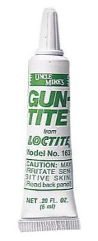Uncle Mikes 16310 Gun-Tite 6ml Tube Thread Locker