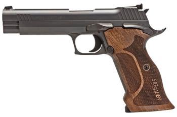 Sig Sauer 210A-9-TGT P210 9mm Nit Walnut 5in 8+1 Fo