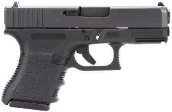 "GLOCK PF2950201 G29SF  10mm Auto 3.77"" 10+1 Black Steel Slide Black Polymer Grip"