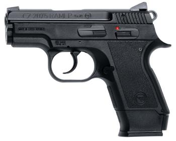 CZ-USA 91750 75 2075 Rami 9mm Black