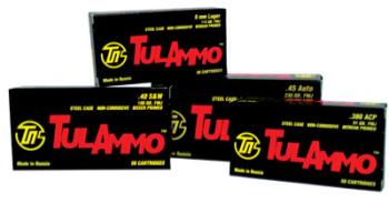 Tulammo  TA452300 Handgun  45 ACP 230 gr Full Metal Jacket (FMJ) 50 Bx/ 10 Cs