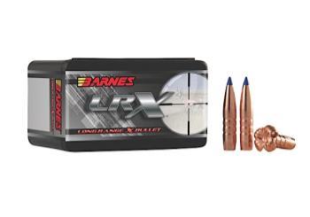 BARNES BULLETS BA30228 Barnes Bullets 30228 LRX   6.5mm .264 127 GR LRX Boat Tail 50 Box