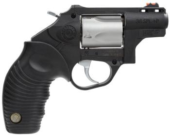 "Taurus 2850029PFS 85 Protector Polymer Single/Double 38 Special 2.5"" 5 rd Black"