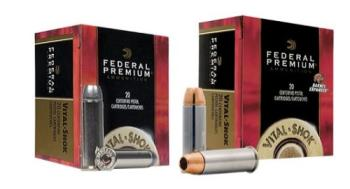 P10T1 Federal Premium Trophy Bonded Bear Claw 10mm 180 Grain Hollow Point 20 Round Box