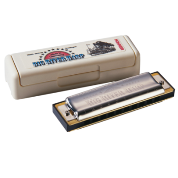 Hohner Big River Harmonica - Bb