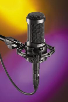AUDIO-TECHNICA AT2035 Cardioid Condenser Microphone