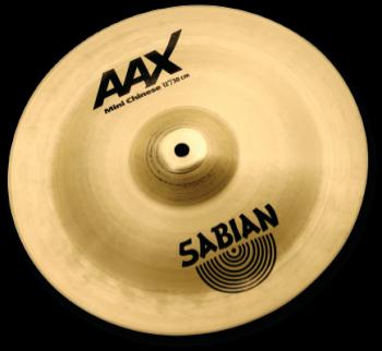 """Sabian 21416X 14"""" Mini Chinese AAX Series Cymbal"""