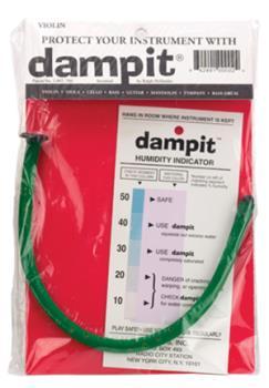 Dampit 137D Violin Humidifier