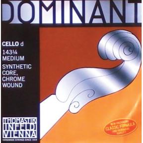 Dominant 4/4 Cello D 143