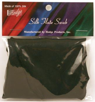 Hodge Flute Black Silk Swab FB1