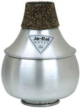 Jo-Ral Aluminum Trumpet Bubble Mute TPT2A