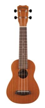 Islander Traditional soprano ukulele with mahogany top