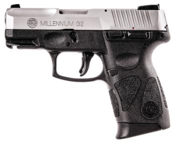 TAURUS MILLENIUM G2 BLK/SS