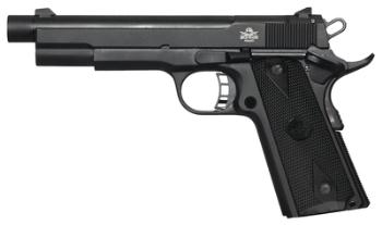 Armscor 51996 Rock Island Armory XT22 Magnum .22 Magnum 5 Inch Barrel Fixed Novak Style Sights Wood Grips 14 Round