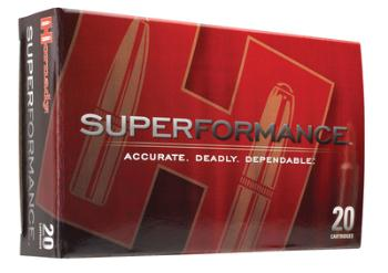 Hornady 81453 Superformance .25-06 Remington 117 Grain SST